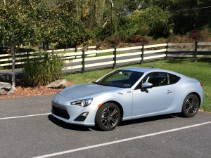 2013 Scion 10-Series FR-S