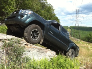 2009 Toyota Tacoma TRD Off-Road 4wd